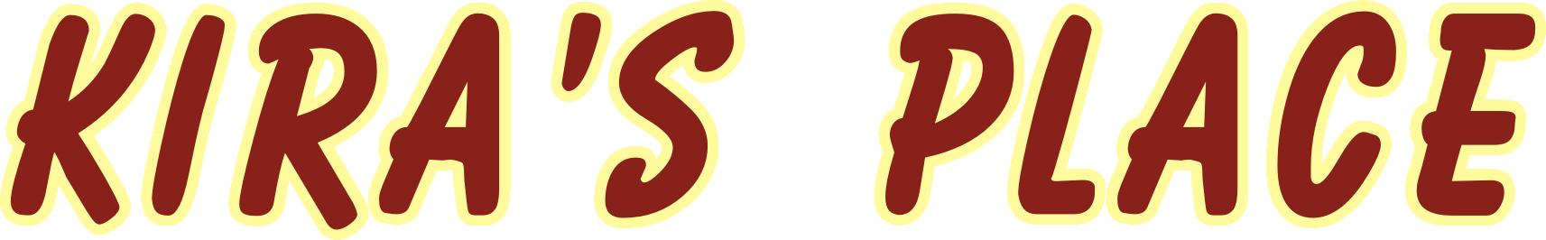 Kira's Place Logo